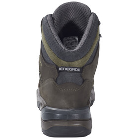 Lowa Renegade GTX Mid Boots Men slate/olive